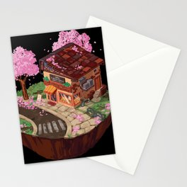 Japanese Bakery Stationery Cards