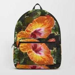 Hibiscus Backpack