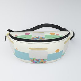 Jar of sweets Fanny Pack