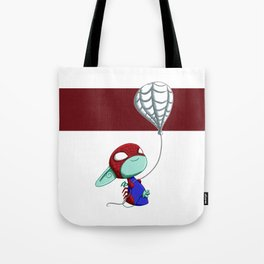 SpiderImp(ling) Tote Bag