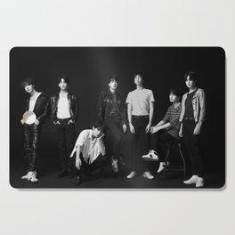 BTS / Bangtan Boys Cutting Board