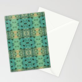 maculis_pattern no1 Stationery Cards