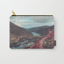 Wicklow and Scarves Carry-All Pouch
