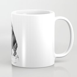 Gorilla, Lille, France. Coffee Mug