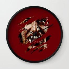 Scary Man Wall Clock