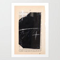 bookmark series pg 417 Art Print