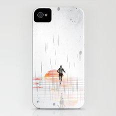 Just Run iPhone (4, 4s) Slim Case