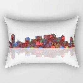 Nashville Skyline  Rectangular Pillow