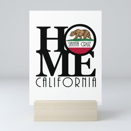 Santa Cruz HOME Mini Art Print