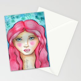 Live Life Differently Stationery Cards