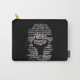 Love Kills Carry-All Pouch