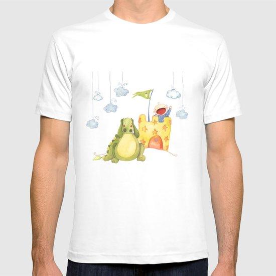 Baby castle T-shirt