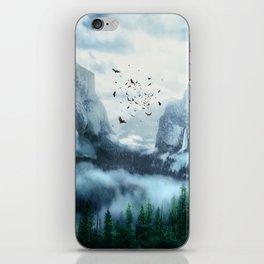 Mountain Morning 3 iPhone Skin