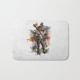 Tomb Raider Reborn... Bath Mat