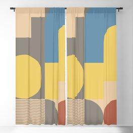 Contemporary 35 Blackout Curtain