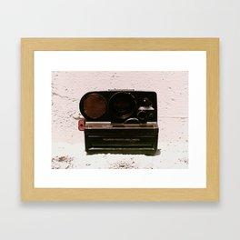 Pronto One Step Sonar, 1978 Framed Art Print