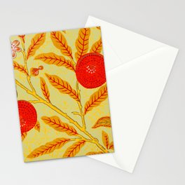 Morris Fruit Persimmon Stationery Cards