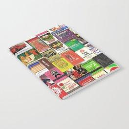 Antique Matchbooks Notebook