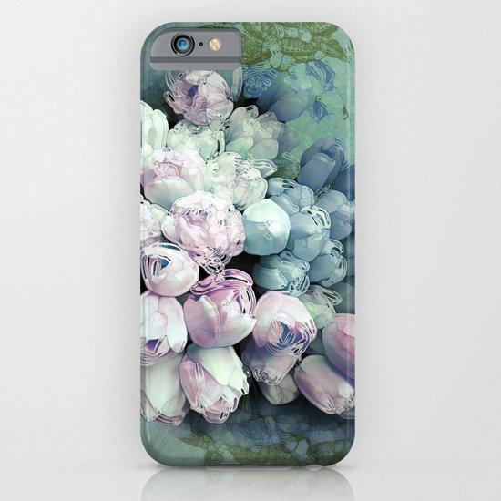 Tulips Antique iPhone & iPod Case