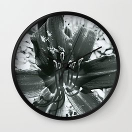 Lily 2 Wall Clock