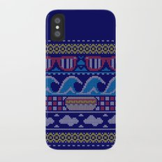 Ugly Summer Sweater Slim Case iPhone X