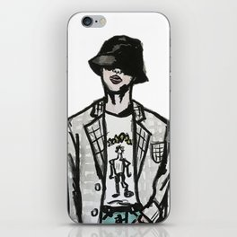 RUN BTS JIN iPhone Skin