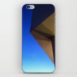 The sky has corners iPhone Skin