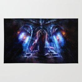 Castlevania: Vampire Variations- Dracula Rug