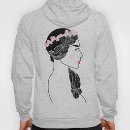 Cherry Blossom Girl. Hoody
