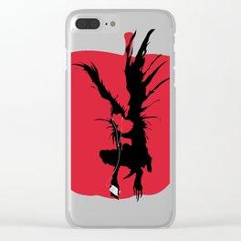 Death Note Ryuki Clear iPhone Case