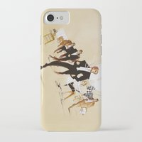 friday iPhone & iPod Cases featuring Friday by Xenia Ericovna