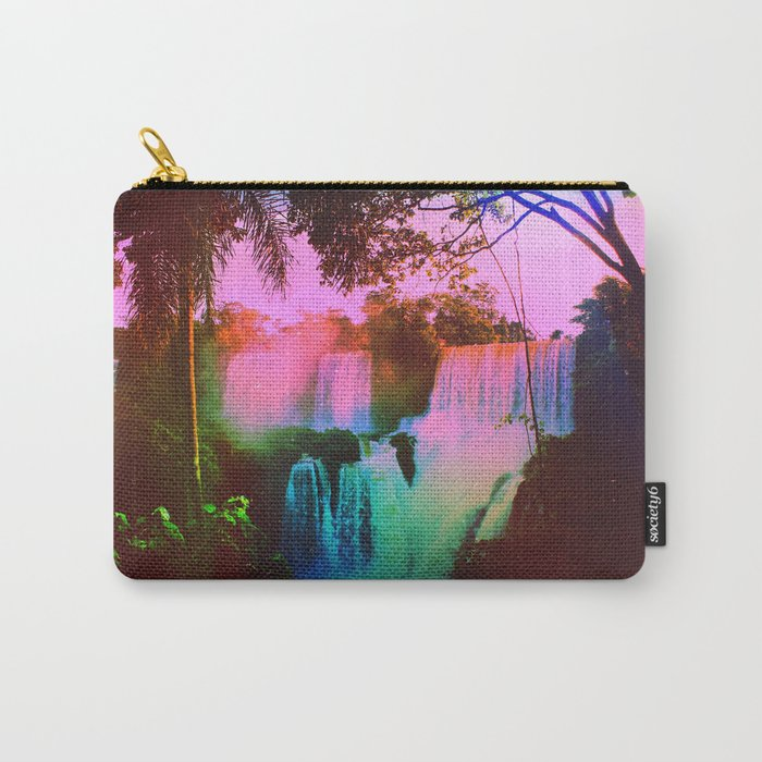 Plastic Jungle Carry-All Pouch