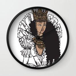 I'm Jade Royal Wall Clock