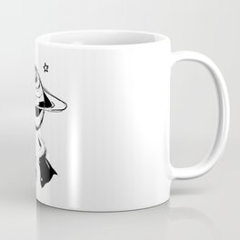 why do you live in your head Coffee Mug