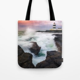 Hook Head Lighthouse (RR 205) Tote Bag