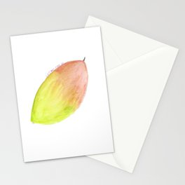let that mango Stationery Cards