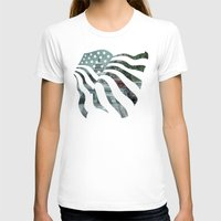 dc T-shirts featuring DC Traffic by Geni