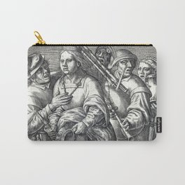 Evening of the Wedding Carry-All Pouch