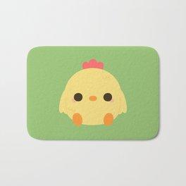 Cute rooster Bath Mat