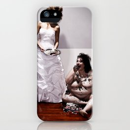 Let Her Eat Cake iPhone Case