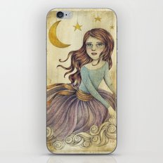 Wishes iPhone & iPod Skin