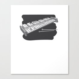 Xylophone Musical Instrument Canvas Print