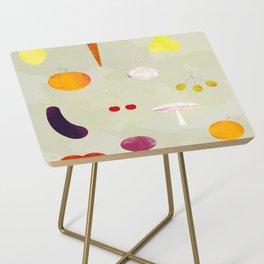 Fruit Medley Side Table
