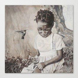 Uganda Orphan Canvas Print