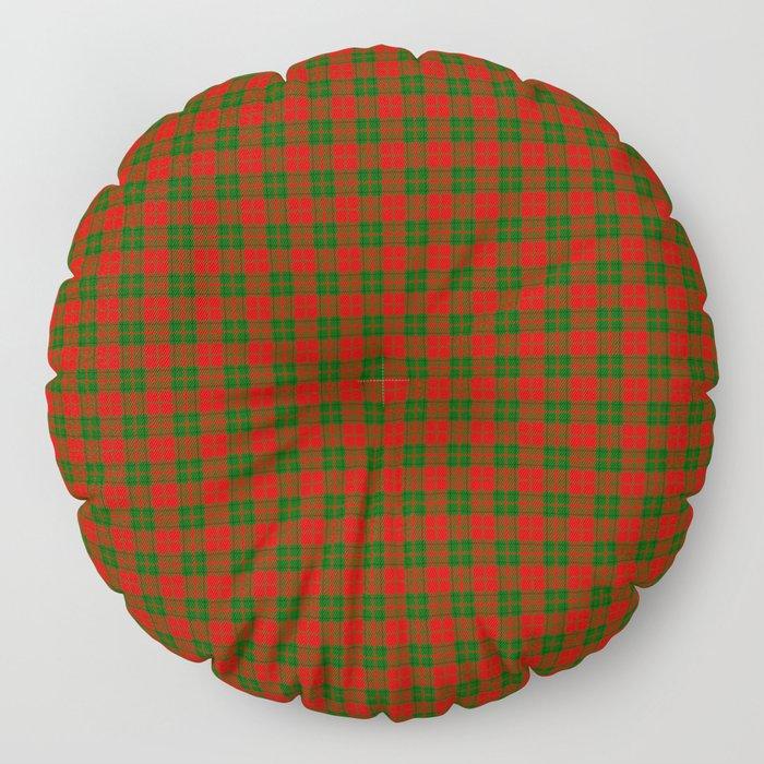 Drummond Tartan Floor Pillow