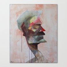 Drowsy Portraits - Bugged Canvas Print
