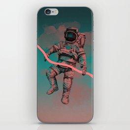 Fallen Astronaut iPhone Skin