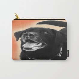 Labrador Happy 2 Carry-All Pouch