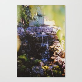 Waterfall Canvas Print