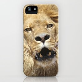 """The Lion King"" iPhone Case"